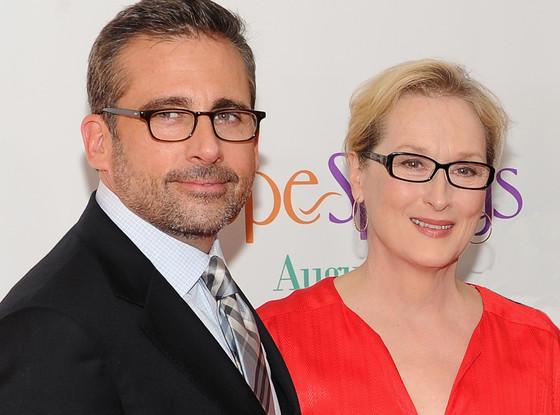 Steve Carell, Meryl Streep