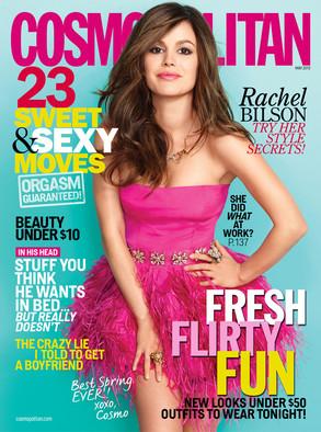 Rachel Bilson, Cosmopolitan