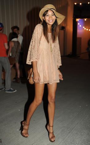 Chanel Iman, Coachella