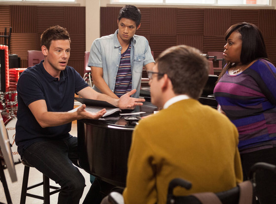 Cory Monteith: 5 Most Memorable Glee Musical Performances
