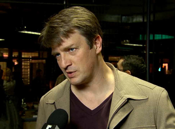 Nathan Fillion, Castle