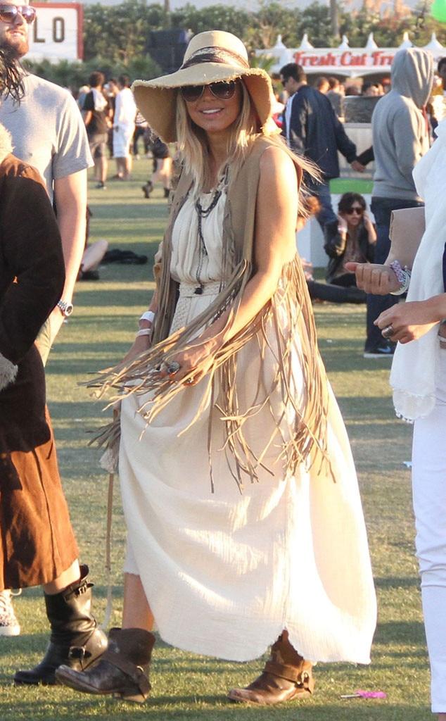 Fergie, Coachella Festival