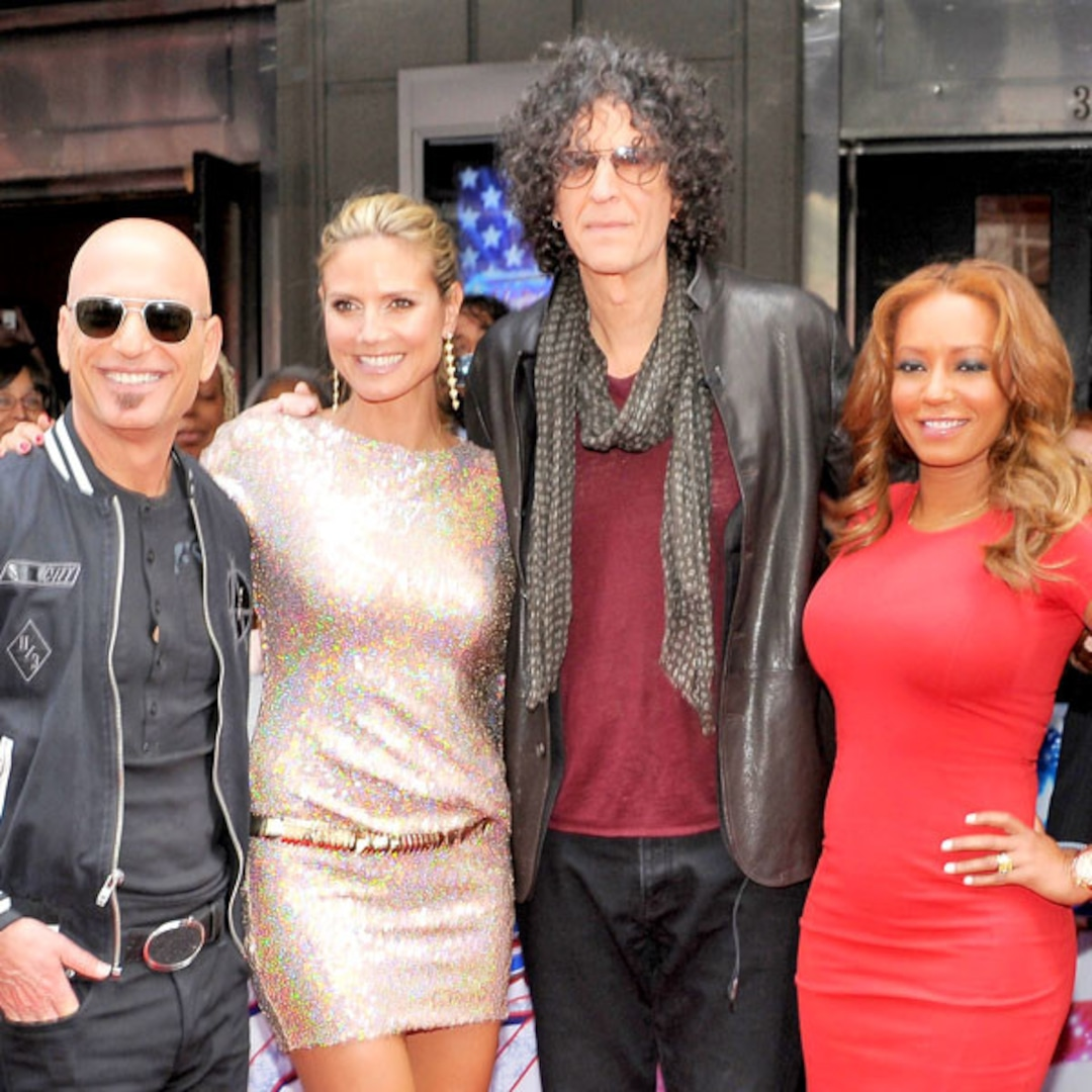 Chatter Busy: Mel B Booed On Americas Got Talent