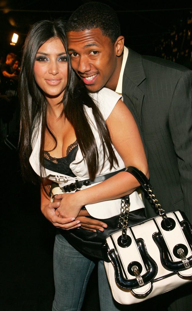 Kim Kardashian, Nick Cannon, Odd Couple