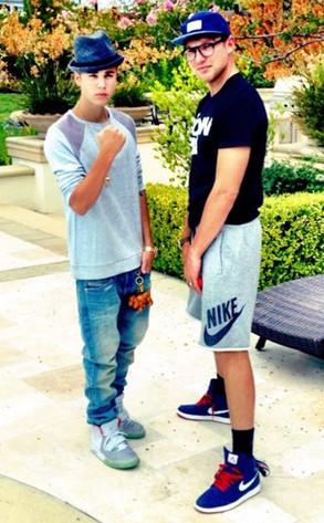 Pastor Judah Smith, Justin Bieber