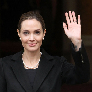 Angelina Jolie, G8 Summit