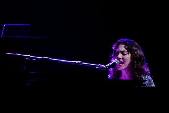Regina Spektor faz show em Sao Paulo