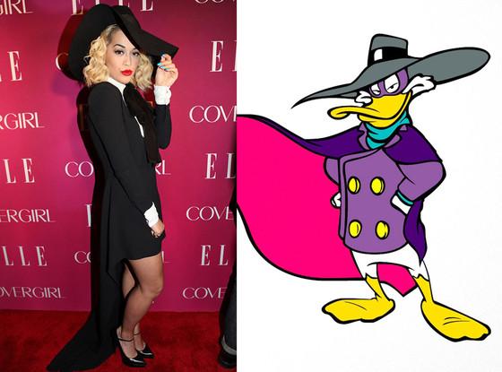 Rita Ora, Darkwing Duck