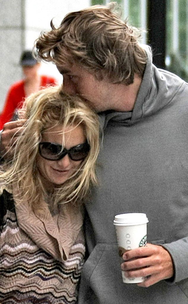 Kate Hudson & Dax Shepard from They Dated? Surprising Star
