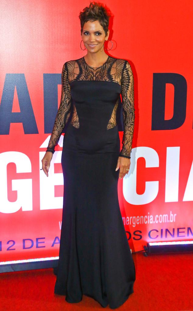 Halle Berry, Pregnant, Brazil