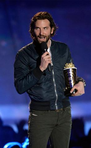 MTV Movie Awards Show, Bradley Cooper