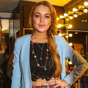 Coachella 2013, Lindsay Lohan