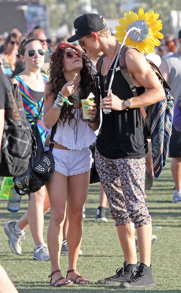 Vanessa Hudgens And Austin Butler From The Big Picture -2641