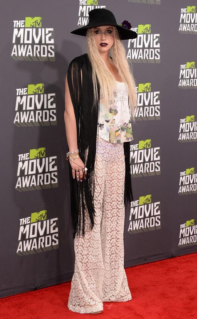 Kesha, Ke$ha, MTV Movie Awards