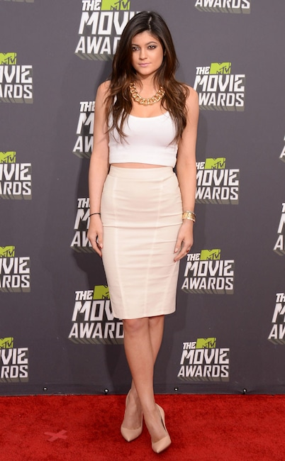 Kylie Jenner, MTV Movie Awards