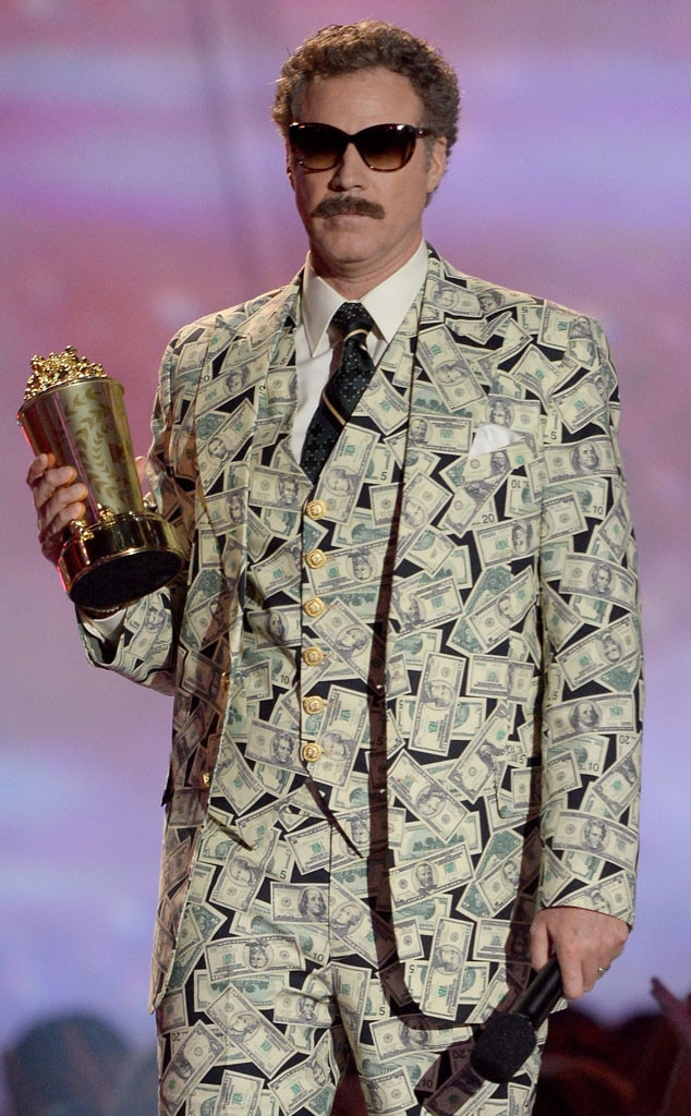 MTV Movie Awards Show, Will Ferrell