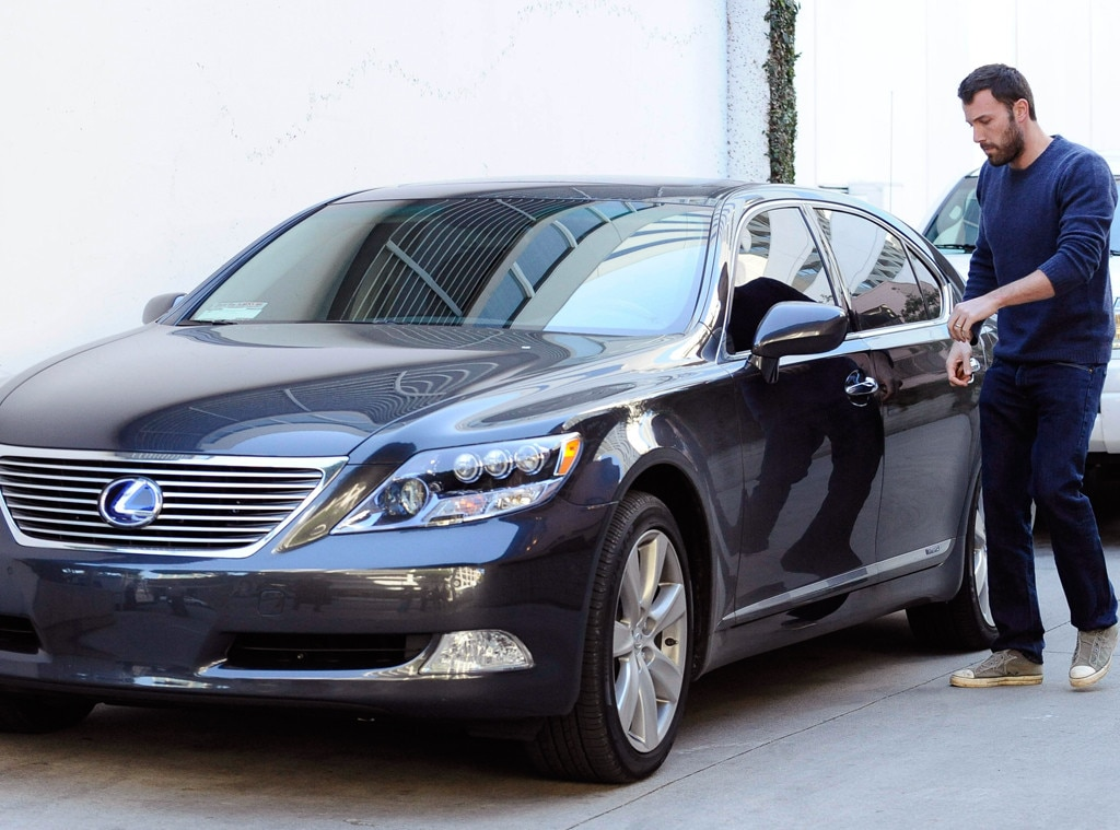 Ben Affleck, Hybrid Car
