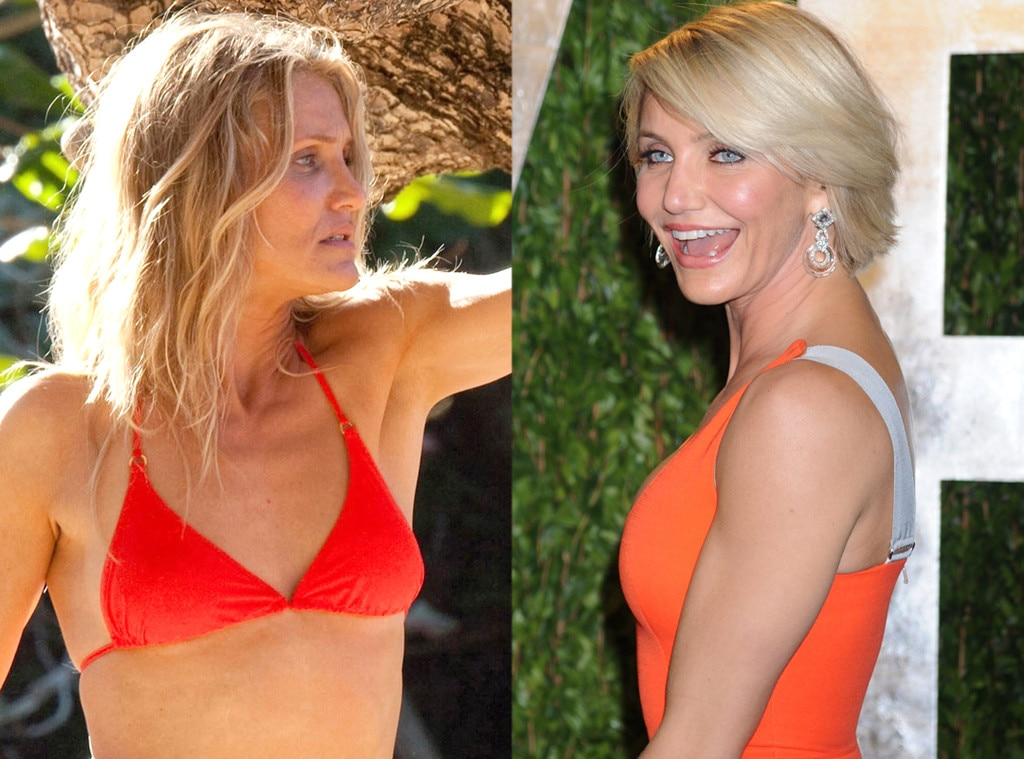 Cameron Diaz,  Day and Knight