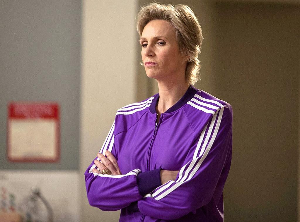Jane Lynch, Glee, Onscreen Teacher