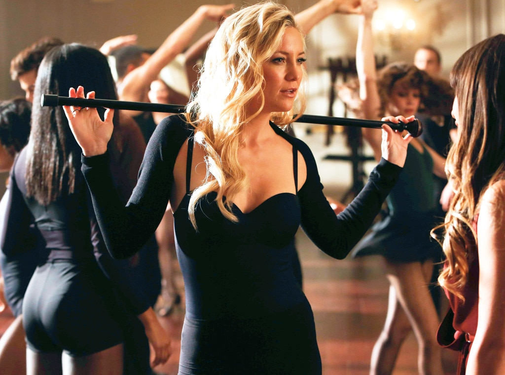 Kate Hudson, Glee, Onscreen Teacher