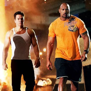 Pain and Gain, Mark Wahlberg, Dwayne Johnson