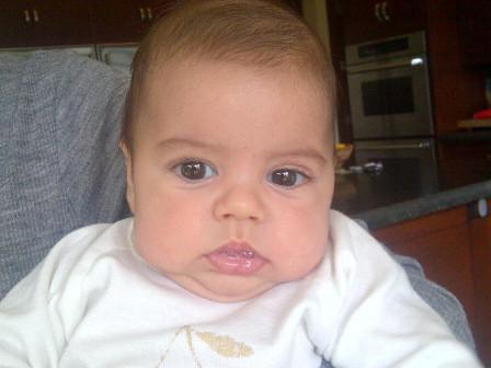 Milan Pique Mebarak, Shakira