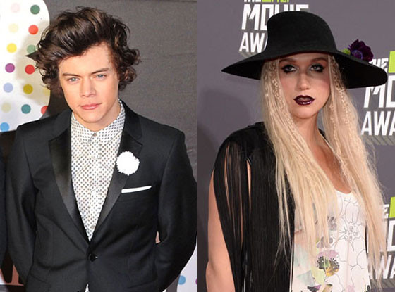 Kesha, Harry Styles