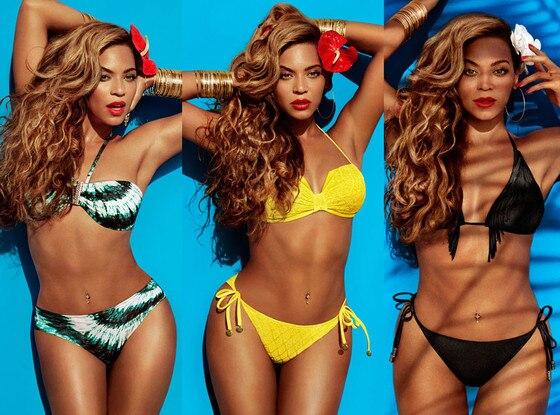 Beyonce h m bikinis