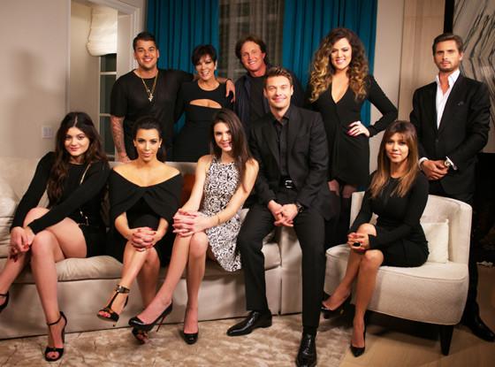 Kardashian, Ryan Seacrest special
