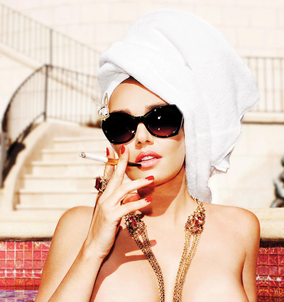 Tamara Ecclestone, Playboy, 6am 4/16