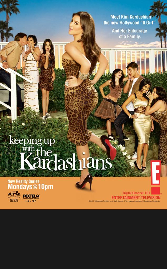 Kardashians Then & Now!