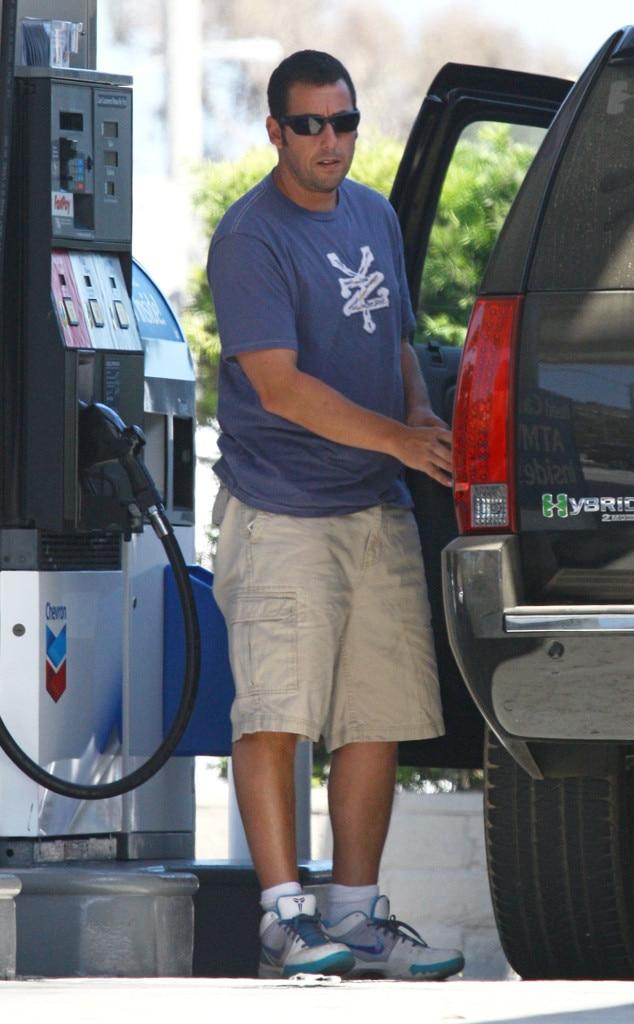 Adam Sandler, Hybrid Car