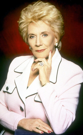 Jeanne Coopers, The Young and the Restless
