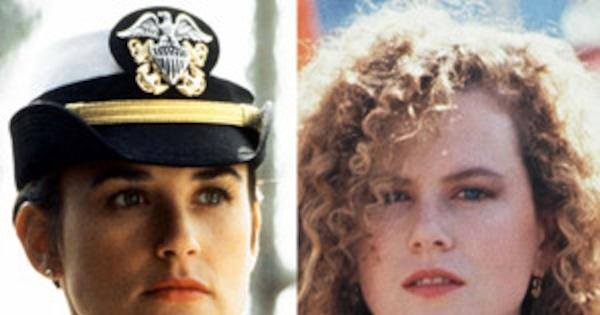 Tom Cruise S Leading Ladies Nicole Kidman Demi Moore Ren 233 E Zellweger And More E News