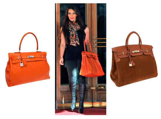 kim kardashian auctions herm232s birkin bags e news