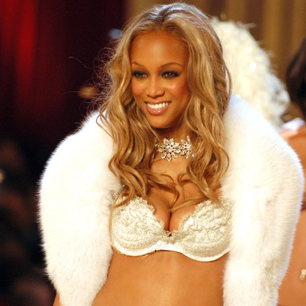 Tyra Banks Victoria S Secret 2018: Tyra Banks From Former Victoria's Secret Angels