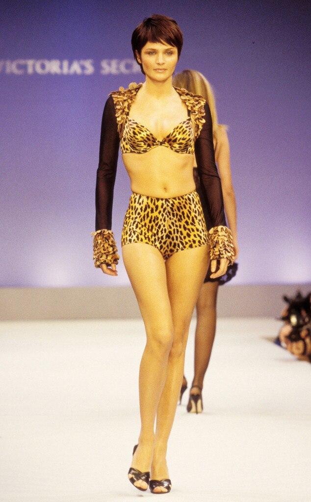 Helena Christensen, Victoria's Secret