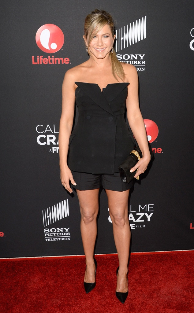 Jennifer Aniston, Call Me Crazy A Five Film, Full Length