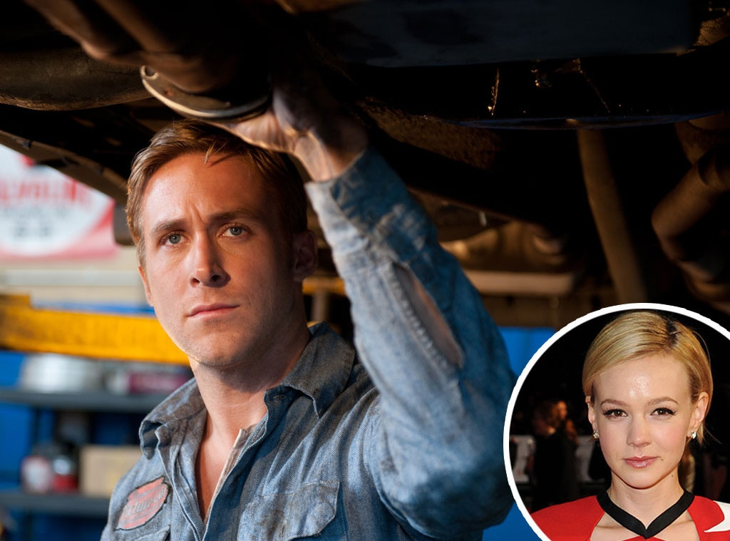 """Carey Mulligan -  """"My job in this film was to fall in love with Ryan Gosling—rough . He was amazing, such a nice guy. He's so sweet,"""" Gosling's Drive  costar and love interest  revealed while  promoting their film at Comic-Con."""