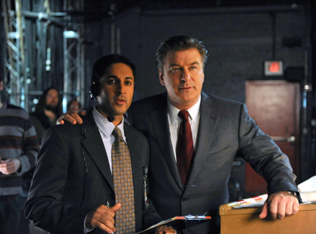 Maulik Pancholy, 30 Rock, Onscreen Assistants