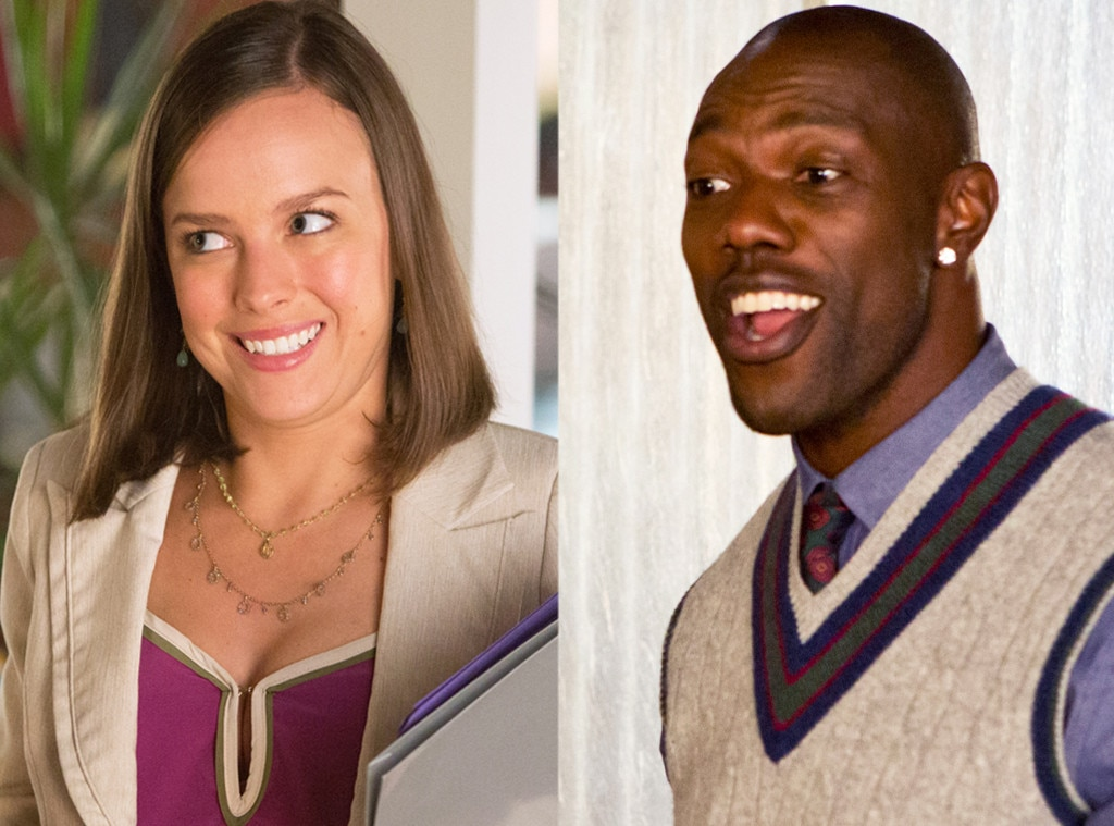Terrell Owens, Allison Miller, Go On, Onscreen Assistants