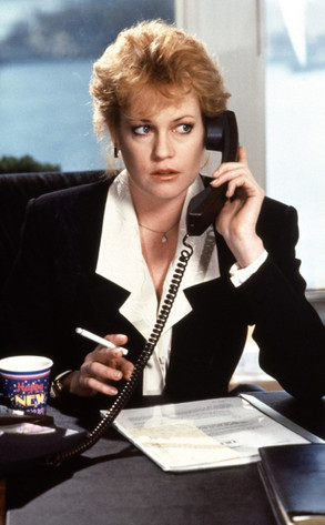 Melanie Griffith, Working Girl, Onscreen Assistants
