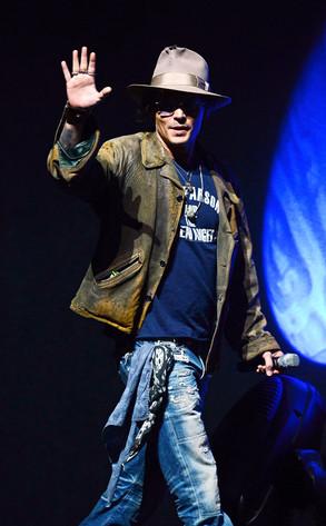 Johnny Depp, The Lone Ranger, CinemaCon