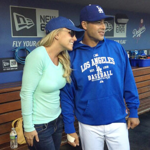 Britney Spears, Dodgers