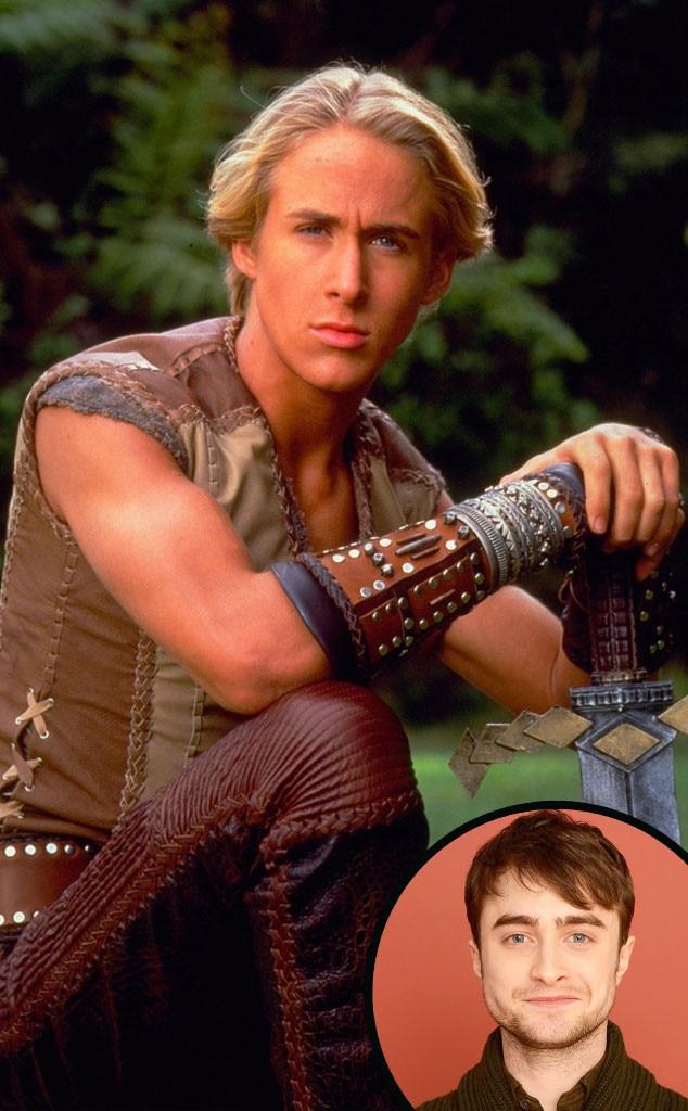 Ryan Gosling, Young Hercules, Daniel Radcliffe