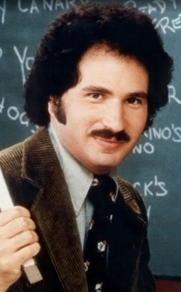 Gabe Kaplan, Welcome Back, Kotter, Onscreen Teachers