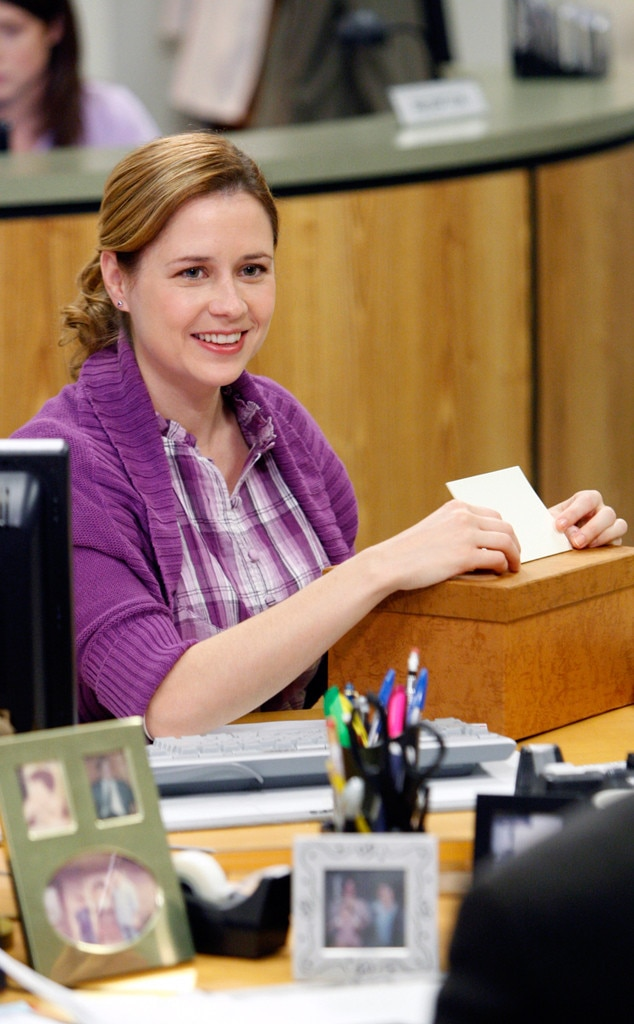Jenna Fischer, The Office, Onscreen Assistants