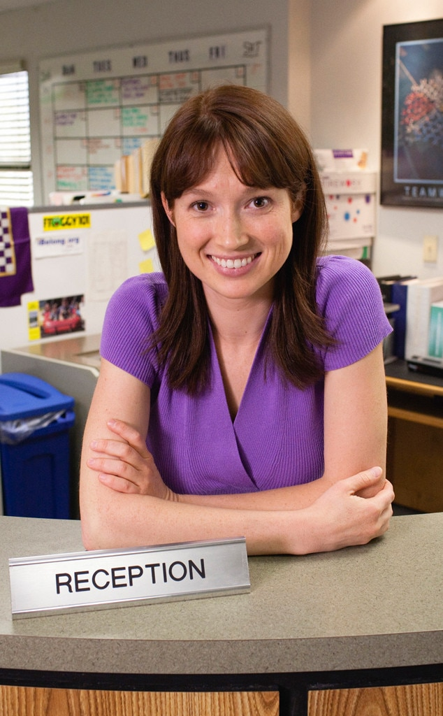 Ellie Kemper, The Office, Onscreen Assistants