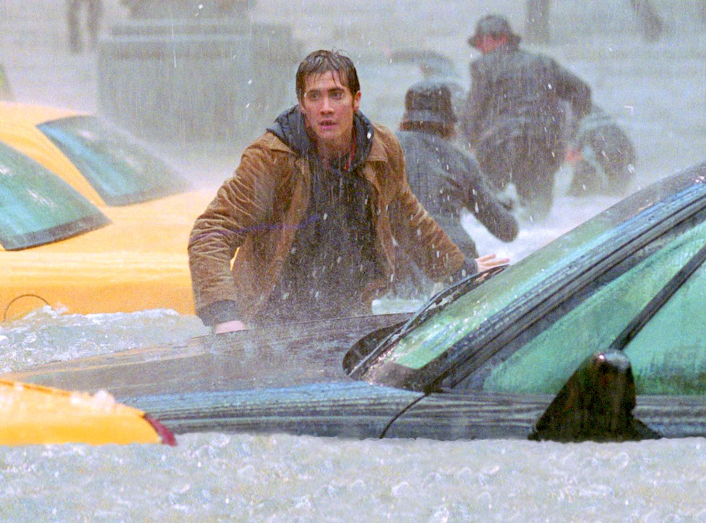 The Day After Tomorrow, Jake Gyllenhaal