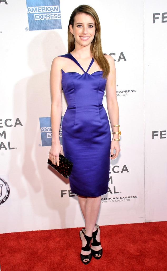 Emma Roberts, Adult World, Tribeca Film Festival